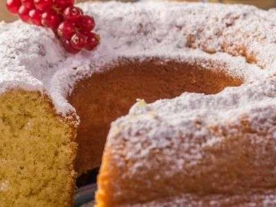 "The Ciambellone Ring Cake… or ""Berlingozzo"""