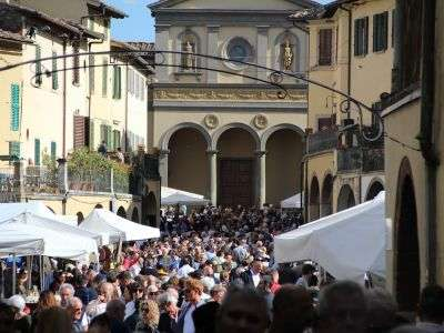 Easter 2018 in Tuscany, Chianti area