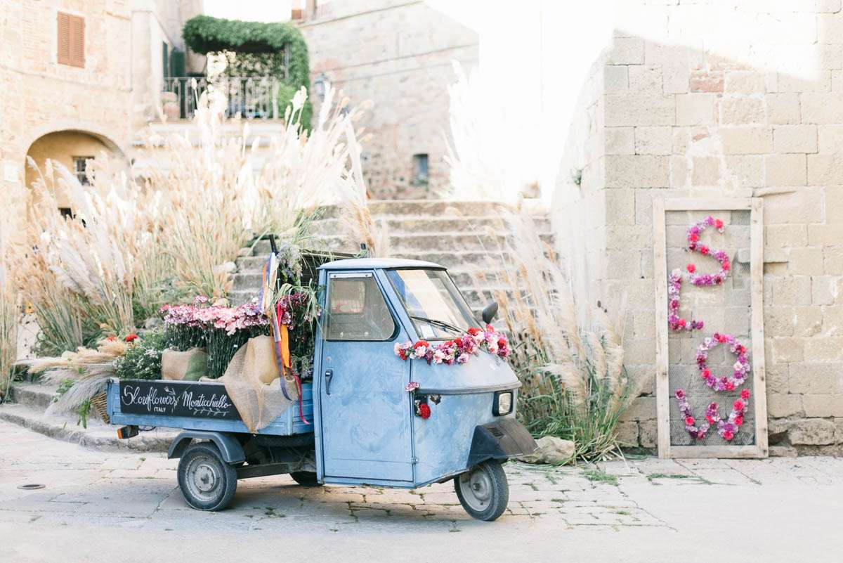 Slowflowers Italy: in Sant'Angelo Vico L'Abate Two Days Immersed In Flowers